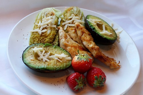 Avocado Chicken Meal