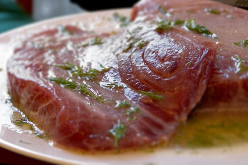 Fresh Tuna Steak
