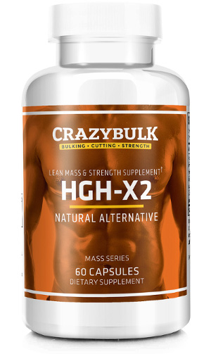 HGH-X2 Dietary Supplement