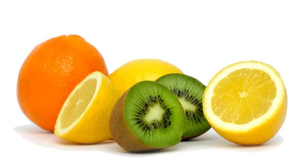Kiwi Orange and Lemmon