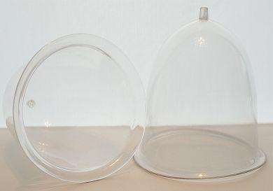 Large Contoured Cups