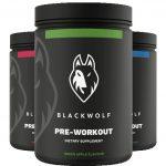 Blackwolf Track Pre-Workout