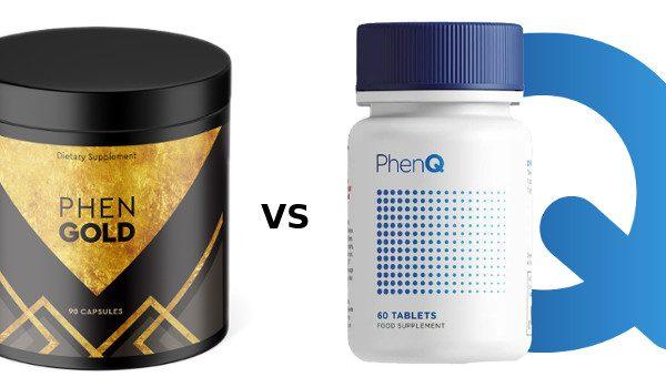 PhenGold vs PhenQ