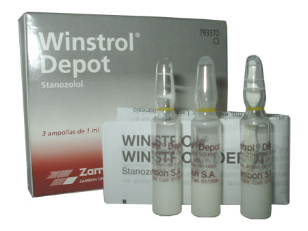 Winstrol injections