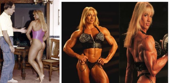 Denis Rutkowski Before After Steroids